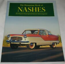 The Hemmings Book of Nashes Motor News Paperback 2002 Special Interest Magazine