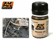 AK WEATHERING - ENGINE OIL 35ml