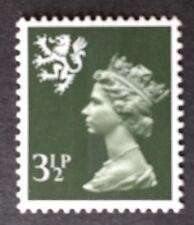 GB 1974 SCOTLAND 3½p mint/MNH stamp SG S18 (photo Harrison, centre band, 15x14)