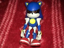 "Jazwares 3"" CLASSIC METAL SONIC Sonic Figure ToyDoll SEGA 2012 FRAGILE"
