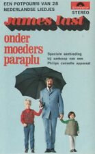 Onder Moeders Paraplu Vintage Cassette met kinder luisterliedjes door James Last