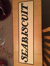 SEABISCUIT - 2003 MOVIE - PROP SEABISCUIT BARN SIGN