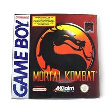 Mortal Kombat - Boxed Nintendo Game Boy Game VGC