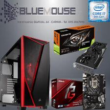PC GAMING Z390 INTEL CORE I7 9700 COFFEELAKE GTX 1660 6GB NVIDIA 1TB 8GB RAM