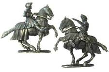 1/32 Tin soldier The heavily armed rider metal soldiers 54mm