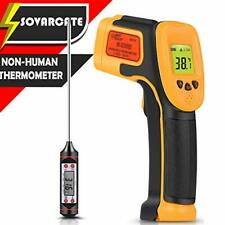 Infrared Thermometer, Digital IR Laser Thermometer Temperature Gun