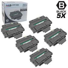 LD © Compatible Xerox 106R01486 Set of 5 Black Toner WorkCentre 3210 3220