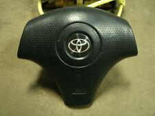 Corolla Main Front Original Air Bag Toyota Factory Driver/Steering Airbag BLACK
