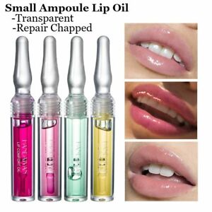 Transparent Moisturizing Small Ampoule Lip Oil Lip Gloss Hydrating Lip Glaze