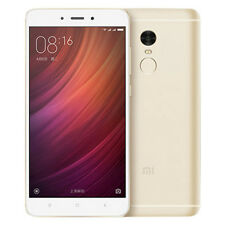 Xiaomi Redmi Note 4 Gold  32GB  3GB Ram  13MP/ 5MP  Sealed One Year Mi Warranty
