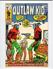 Marvel OUTLAW KID #2 (2nd Series) - VF 1970 Vintage Comic