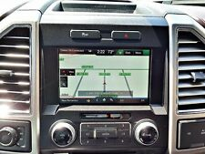 FORD F-150 SYNC® MYFORD TOUCH GPS NAVIGATION RADIO MODULE UPGRADE 2013 2014 2015
