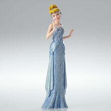 "9.5"" Art Deco Cinderella Figurine Disney Disneyland Statue Figure"
