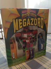 Power Rangers Mighty Morphin Megazord Action Figure 1993 Bandai Nice MIB