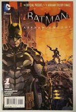 BATMAN ARKHAM KNIGHT #1 (2015 DC) *1ST APP OF ARKHAM KNIGHT* NM-/NM