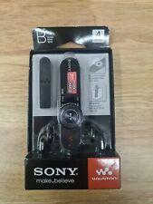 Sony Walkman NWZ-B163 Black (4GB) Digital Media MP3 Player - Never been opened.