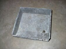 WILLIAMS ARCADE SIZE PINBALL MACHINE METAL COIN BOX, TRAY, HOLDER #4