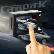 Campark X20 WiFi HD 4K 20MP Waterproof Action Sport Camera Dual LCD Touch Screen