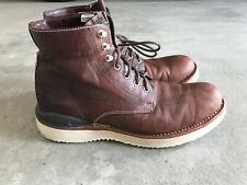 Visvim Virgil Boots-Folk M8