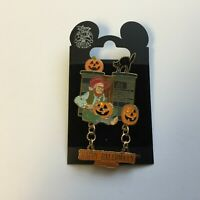 DLR - Happy Halloween 2007 - Pirates of the Caribbean Disney Pin 56498