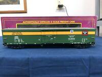 Mth Burlington (#23312) 60' Mail Box Car 20-93127