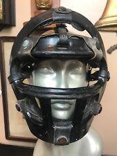 Vintage Baseball Catchers/Empire Mask.W/leather&Elasti c Straps. In Great Shape!