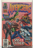 Avengers #401 NM Guest- Magneto  Sins Of The Father  Marvel Comics CBX29