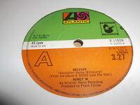 "BONEY M "" BELFAST "" 7"" SINGLE EXCELLENT 1977 ATLANTIC"