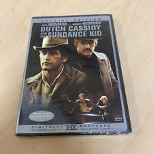 New Sealed Butch Cassidy and the Sundance Kid [New Dvd] Special Ed, Pan & Scan