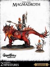 Auric Runeson on Magmadroth - Games Workshop miniatures in low price
