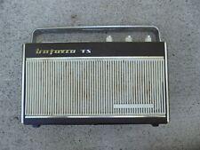 VINTAGE GERMAN SHORTWAVE TELEFUNKEN BAJAZZO TS  - AM / FM / SHORT WAVE - RADIO