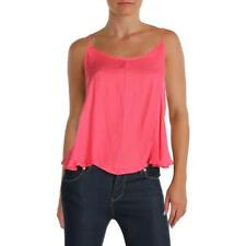 Intimately Free People Womens Crossroads Pink Camisole Top Shell S BHFO 6535