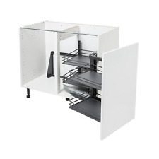 RRP £187 Pebre RH Right Hand Magic Corner Pull Storage System Kessebohmer Style