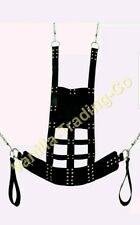 REAL LEATHER BONDAGE ADULT SEX SLING SWING GAY STRAIGHT INTEREST