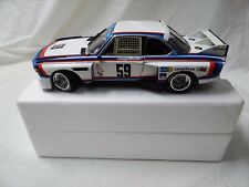 MINICHAMPS BMW CSL 3.5 IMSA WINNER DAYTONA 24 HOURS 1976 1:18 IN ORIGINAL BOX