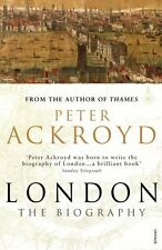London: The Biography by Peter Ackroyd | Paperback Book | 9780099422587 | NEW