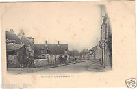 77 - cpa - MORMANT - Rue des Bordes