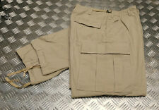 Ripstop US Military Style 6 Pocket Combat / Field Trousers - All Sizes - NEW