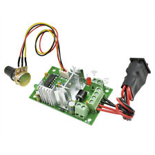 6-30V DC Motor Speed Controller Reversible PWM Control Forward/Reverse switch WD
