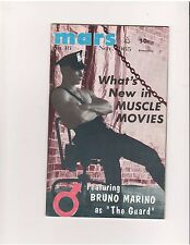 Mars bodybuilding muscle fitness exercise magazine/Gay Interest 11-65 #16
