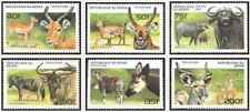 Timbres Animaux Bénin 710BT/BY ** lot 26844