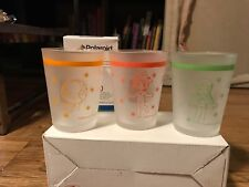 Card Captor Sakura Frosted Glass Cup Set.