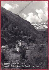 TORINO VALPRATO SOANA 05 Frazione CAMPIGLIA - CANAVESE Cartolina FOTOGRAFICA