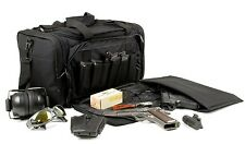 Deluxe Tactical Range Bag - PISTOL BAG w/ Personalized Embroidered Monogram
