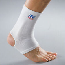 LP604 ELASTICATED ANKLE SUPPORT Sleeve Wraps Sprained ankle twisted Ankle injury