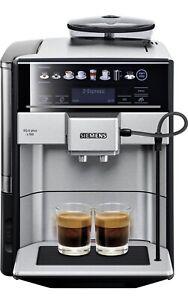Siemens EQ.6 Plus s700 TE657503DE Edelstahl Kaffeevollautomat Neu.