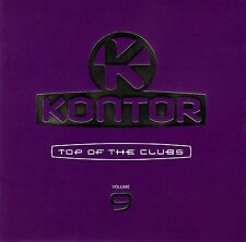 KONTOR - TOP OF THE CLUBS VOL. 9 / 2 CD-SET - TOP-ZUSTAND