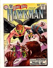 The Brave and the Bold #35 (Apr-May 1961, DC)VG/F S.A. 2ND HAWKMAN APPEANCE DC