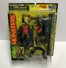 Monsters WEREWOLF Playset 1997 McFarlane Horror action figure set