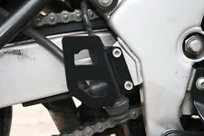 Rugged Roads - BMW F650GS/G650GS - Black Rear Brake Master Cylinder Guard - 1083